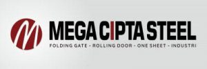 FOLDING GATE PVC MARGAHAYU ROLLING DOOR HARAPAN BARU